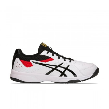 Asics Court Slide White Black Men's Tennis Shoes Online at Best Price, Reviews