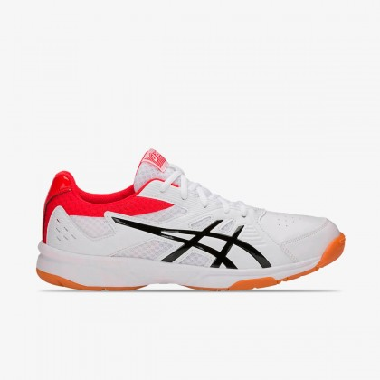 Asics Court Break White/Black/Red Unisex Multicourt Tennis/Badminton Shoes Online at Best Price, Reviews