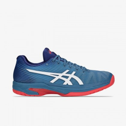 Asics Solution Speed FF Azure White Tennis Shoes Online at Best Price, Reviews
