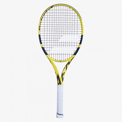 Babolat Pure Aero Lite (270 g) Yellow Black Tennis Racquet Online at Best Price, Reviews