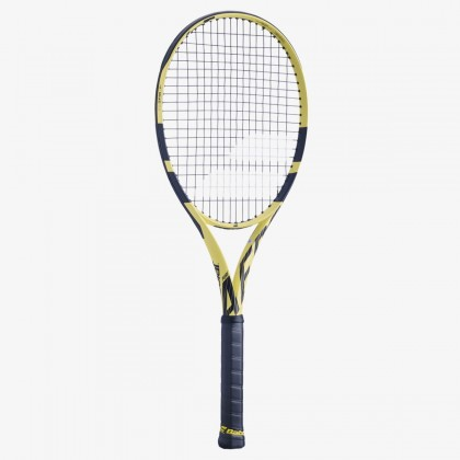 Babolat Pure Aero+Nc (300 g) Yellow Black Tennis Racquet Online at Best Price, Reviews
