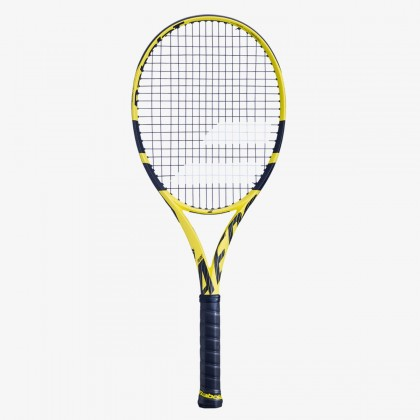 Babolat Pure Aero Team (285 g) Yellow Black Tennis Racquet Online at Best Price, Reviews