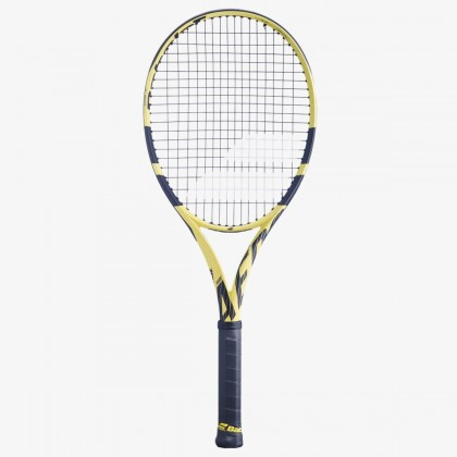 Babolat Pure Aero Tour (315 g) Yellow Black Tennis Racquet Online at Best Price, Reviews