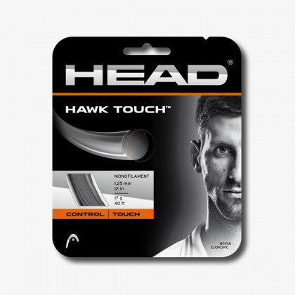 HEAD Hawk Touch 17 Gauge Anthracite Racquet String Set Online at Best Price, Reviews