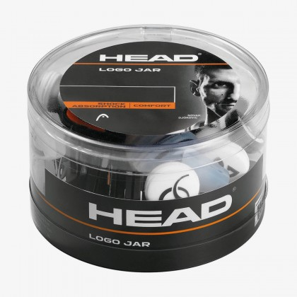 HEAD 70 Piece Logo Jar Box Tennis Racquet Dampener  Online at Best Price, Reviews