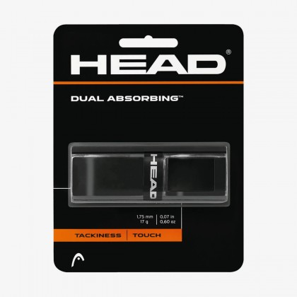 HEAD Dual Absorbing™ Black Tennis Replacement Grip Online at Best Price, Reviews