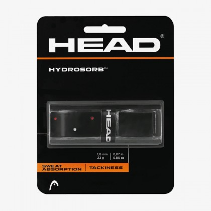 HEAD Hydrosorb™ Black/Red Tennis Replacement Grip Online at Best Price, Reviews