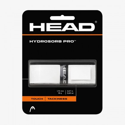 HEAD Hydrosorb™ Pro White Tennis Replacement Grip Online at Best Price, Reviews