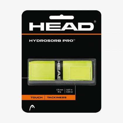 HEAD Hydrosorb™ Pro Yellow Tennis Replacement Grip Online at Best Price, Reviews