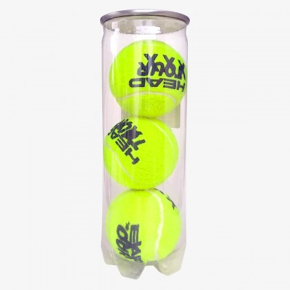 HEAD Penn X-Out Tennis Balls - 3 Balls Online at Best Price, Reviews