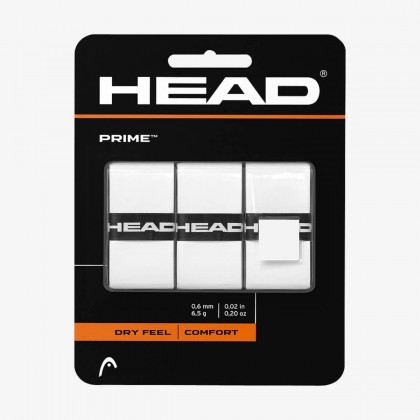 HEAD Prime White Tennis Racquet Overwrap/Grip Online at Best Price, Reviews