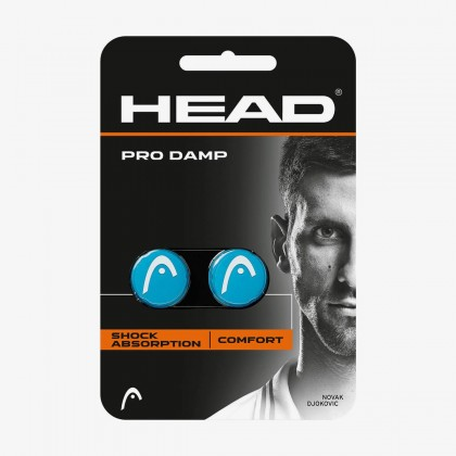 HEAD Pro Damp Blue Tennis Racquet Dampener  Online at Best Price, Reviews