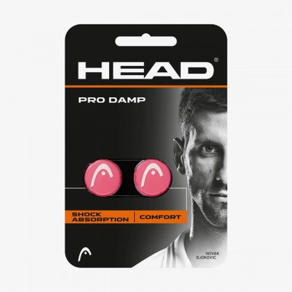 HEAD Pro Damp Pink Tennis Racquet Dampener  Online at Best Price, Reviews
