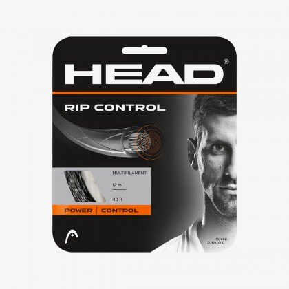 HEAD RIP Control 16 Gauge Black Racquet String Set Online at Best Price, Reviews