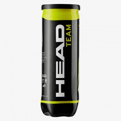 HEAD Team Tennis Balls - 3 Ball Online at Best Price, Reviews