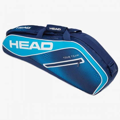HEAD Tour Team 3R Pro Navy Blue Tennis Kit Bag (3 Racquets) Online at Best Price, Reviews