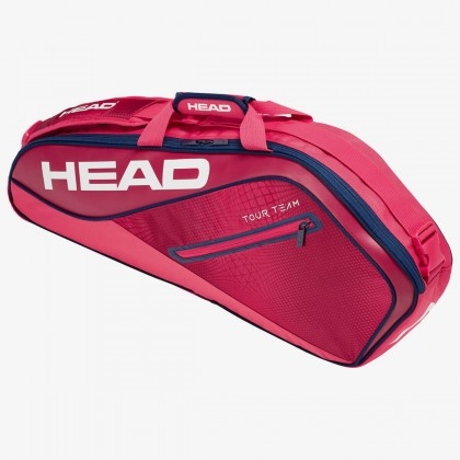 HEAD Tour Team 3R Pro Red/Navy Tennis Kit Bag (3 Racquets) Online at Best Price, Reviews