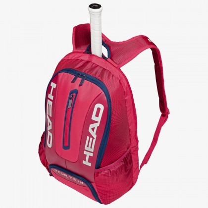 HEAD Tour Team Backpack Red/Navy Tennis Kit Bag Online at Best Price, Reviews