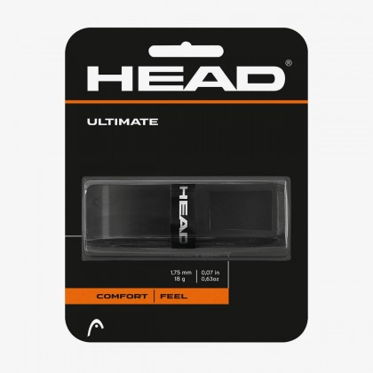HEAD Ultimate Black Tennis Replacement Grip Online at Best Price, Reviews