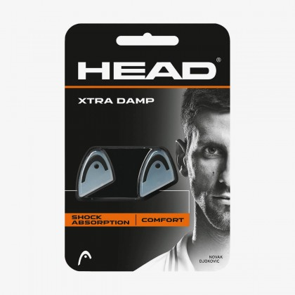 HEAD Xtra Damp Black Tennis Racquet Dampener  Online at Best Price, Reviews