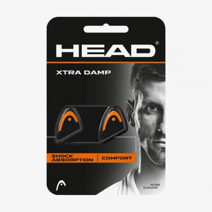 HEAD Xtra Damp Orange Tennis Racquet Dampener  Online at Best Price, Reviews
