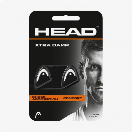 HEAD Xtra Damp White Tennis Racquet Dampener  Online at Best Price, Reviews