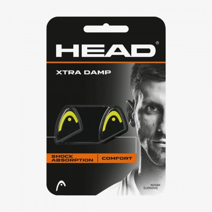 HEAD Xtra Damp Yellow Tennis Racquet Dampener  Online at Best Price, Reviews