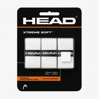 HEAD Xtremesoft™ White Tennis Racquet Overwrap/Grip Online at Best Price, Reviews