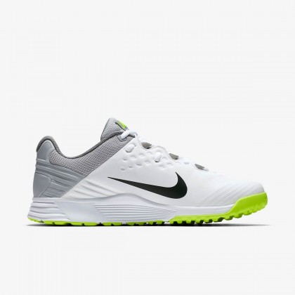 Nike Potential 3 White/Wolf Grey/Volt/Black Unisex Cricket Shoes Online at Best Price, Reviews
