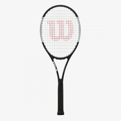Wilson Pro Staff RF97 (340 g) Autograph Tennis Racket - White/Black Online at Best Price, Reviews