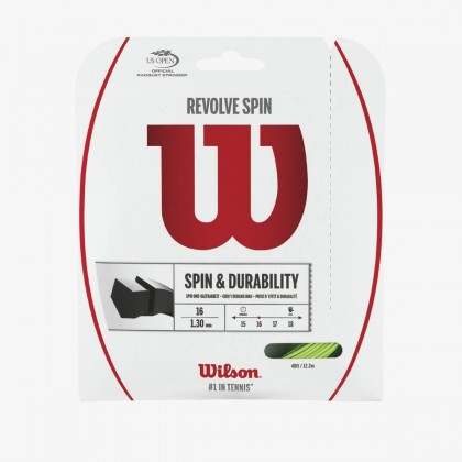 Wilson Revolve Spin 16 Gauge Green Tennis String Set  Online at Best Price, Reviews